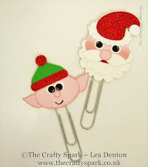 santa u0026 elf giant paperclips christmas eve box stampin u0027 up uk