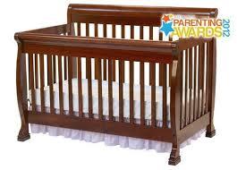 Da Vinci Convertible Crib Davinci Kalani 4 In 1 Convertible Crib W Toddler Rail Baby Logic
