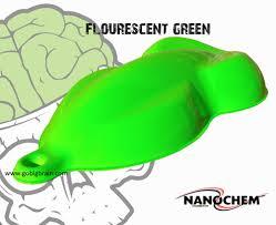 nanochem hydrographics paint fluorescent bright super green buy