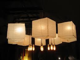 Paper Lantern Chandelier 10