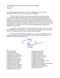 rick scott urges congressional delegation to take u0027immediate