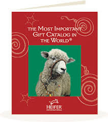 heifer international charitable gifts catalog