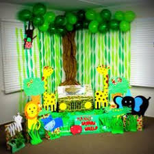 jungle theme birthday party jungle themed birthday party with diy decorations backdrop and