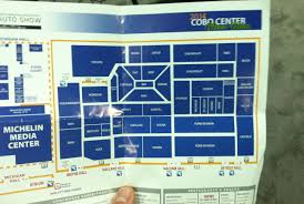 Cobo Hall Floor Plan 2014 Detroit Auto Show U2013 Day 1 Drivetofive