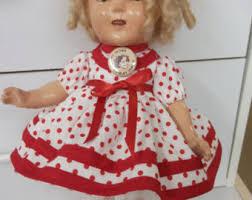 Shirley Temple Halloween Costume Lollsdolltrunk Etsy