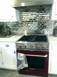 mirror backsplash kitchen antique mirror backsplash kitchen mirrored interior designers near