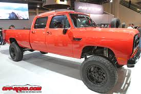 how much is a dodge truck 13 cool road trucks from the 2016 sema road com