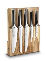 bloc de couteaux de cuisine bloc multifonctions sabatier 5 couteaux designs
