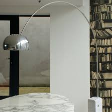 arc floor l marble base arco lighting flos arco lighting o theluxurist co
