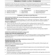 Sample Resume For Forklift Operator by Sample Resume For Warehouse Picker Packer Free Resume Example
