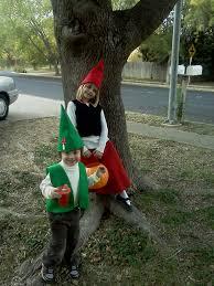 halloween garden gnomes gnome costume woo who