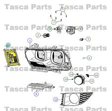 dodge charger oem parts oem hid headlight headlamp ballast module 2011 2014 dodge charger