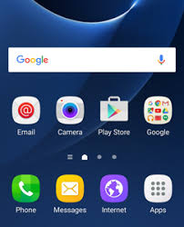 customize home how do i customize always on display on samsung galaxy s7