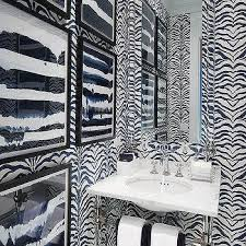 zebra print bathroom ideas zebra mirror design ideas