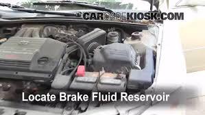 1996 toyota camry brakes add brake fluid 2000 2004 toyota avalon 2000 toyota avalon xls