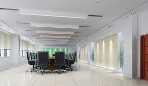 Modern Conference Room Design by Conference Room Ceiling And Lighting 3d Design Jpg 1274 744