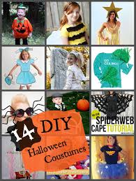 14 diy halloween costumes a little craft in your day