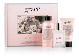 enter to win a philosophy amazing grace set