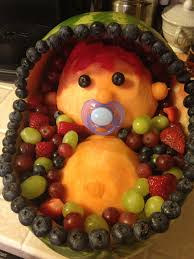 fruit tray ideas for baby shower creative baby shower fruit