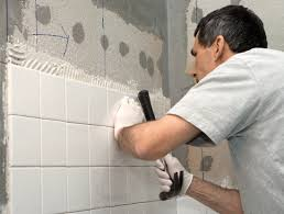 the best way to remove old shower tile ace paints