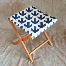 Free Wooden Folding Step Stool Plans by How To Make A Folding Camp Stool How About Orange