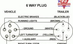 trailer wire diagram 6 pin cat5 wiring diagram