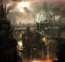 literature and movies in the steampunk genre