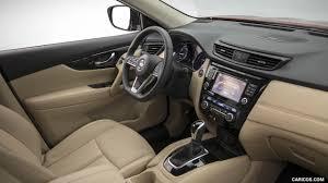 Nissan Rogue Awd - 2017 nissan rogue sl awd hybrid interior hd wallpaper 10
