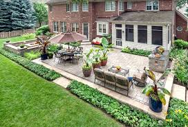 Patio Landscape Design Summerset Grills Patio Traditional With Backyard Landscape Design