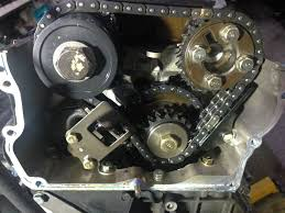nissan sentra timing chain vh41de timing chain install failed to mark alignment on teardown
