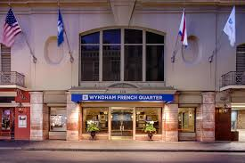 Comfort Inn In New Orleans French Quarter Hotels On Royal Street Wyndham New Orleans