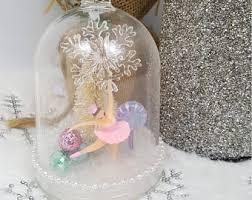 Personalised Snow Globes Tree Decorations Snow Globe Etsy