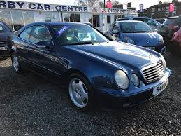 used mercedes benz clk 2002 for sale motors co uk