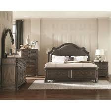 Batman Bedroom Set Coaster Furniture 204040ke Carlsbad Easther King Upholstered