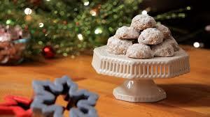 how to make russian tea cakes christmas cookies youtube