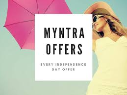 myntra independence day offer right to fashion sale 80 off
