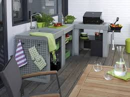 cuisine extérieure d été comment bien aménager une cuisine extérieure