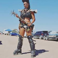 Mad Max Halloween Costume Apocalyptic Festival Give Mad Max