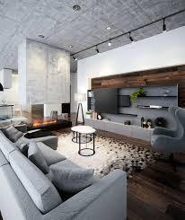photo collection industrial interior design comcrete