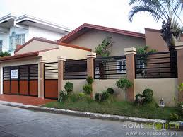 modern bungalows 2 charming house plans bungalow style philippines
