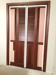42 Bi Fold Closet Door Bi Fold To Faux Shiplap Closet Doors Closet Doors