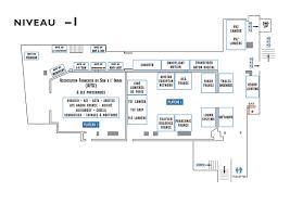 les plans par niveau du micro salon afc 2015 afcinema