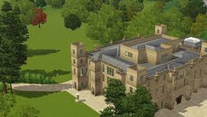 20 floor plan downton abbey the sims 3 downton abbey second