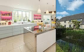 British Kitchen Design Dream Kitchens Worthy Of The Great British Bake Off Telegraph