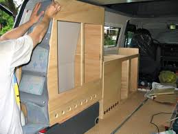 Camper Interiors Build Your Own Camper Van Tips And Ideas