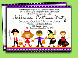 Printable Halloween Invites Free Printable Halloween Party Invitations