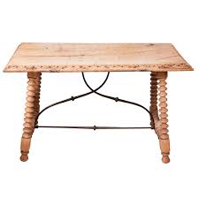spanish colonial bleached table mrshoward com
