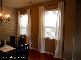 formal dining room window treatments curtain pretty design of dining room curtain ideas for chic home