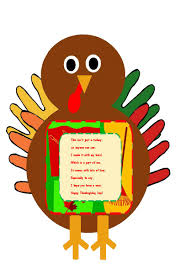 thanksgiving turkey poem handprint turkey craft with poem homeschooled kids online