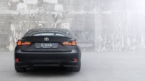 lexus f sport is300h lexus is 300h f sport in matt black wrap auto moto japan bullet